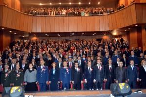 75. Yıl Cumhuriyet Anadolu Lisesi Atatürk'ü Anma Programı Düzenledi