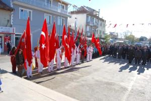 Eşme'de 10 Kasım Atatürk'ü Anma Günü Etkinlikleri