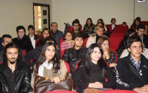 Tiyatro Sanatçısı Haldun Dormen Gaziantep'te