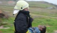 3 Yaşındaki Yusuf'u Alevlerin Arasından İtfaiye Çıkarttı