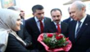 MHP Genel Başkanı Bahçeli, Mainz Ülkü Ocağını ziyaret etti