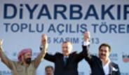 Başbakan Erdoğan Diyarbakır'da Barış Mesajları Verdi