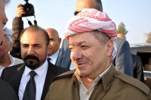 Barzani, Perwer'le Habur'dan Giriş Yaptı
