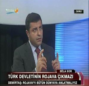 Demirtaş: Barzani Ucuz Politikalara Alet Olmaz