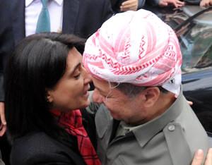 Barzani: Barış İçin Kürdistan Halkı Sabırlı Olsun (2)