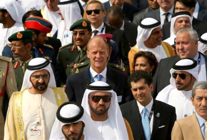 Dubai'de Başlayan Hava Şovunun İlk Gününde Sipariş Rekoru Kırıldı
