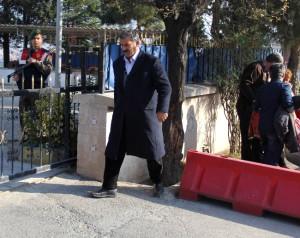 Mehmet Öcalan İmralı Adasına Gitti