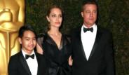 Ünlü Hollywood Yıldızı Angelina Jolie İkinci Oscar'ını Aldı