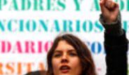 Şili'de Camila Vallejo Parlamentoya Girdi