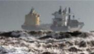 Sardunya Adası'nı Hortum Vurdu