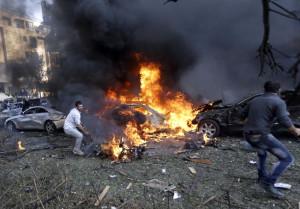 İran Büyükelçiliği'ne Roketli Saldırı