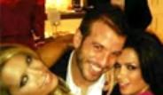 Van der Vaart, Sabia Bauleihrauz'la Evleniyor