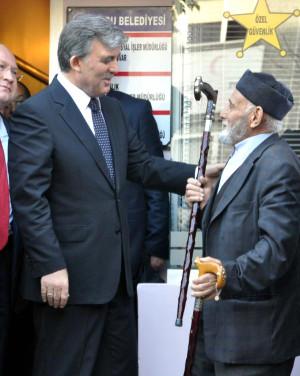 Cumhurbaşkanı Gül Samsun'da (5)