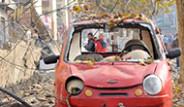 Çin'de Bir Petrol Boru Hattında Patlamada: 44 Ölü