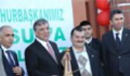 Cumhurbaşkanı Gül Karadeniz'de