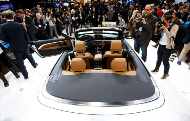 Otomobil Üreticileri Los Angeles Otomobil Fuarı'nda Buluştu
