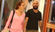 Ceyda Düvenci, Sevgilisi ile Ak Merkez'de Görüntülendi