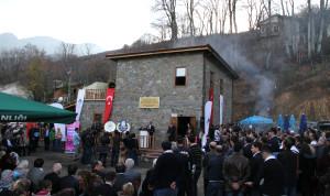 Çalıkuşu Feride'nin Köyüne 'Reşat Nuri Güntekin Çalıkuşu Evi' Açıldı