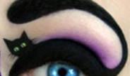 En İlginç Göz Makyajları!