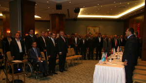 Kazakistan'daki Türk İşadamları Yeni Başkanını Seçti