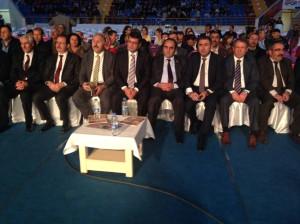 Milletvekili Özbek Trabzon'da Bayburtlularla Buluştu