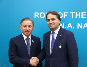 Milletvekili Safi: Nazarbayev, Türk Dünyasının Lideri ve Aksakalıdır