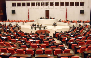 Meclis'te Simitli Basın Toplantısı