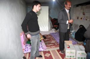 260 Bin Suriyeliye Yardım Eli