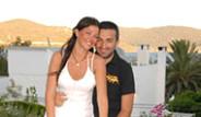 Esra Eron ile Murat Aşık Boşanamadı