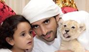Instagram'ın Yıldızları Arasında Yer Alan Dubai Prensi