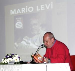Mario Levi İzmir İçin Okudu
