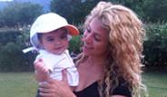 Shakira'nın Bebeği Sosyal Medyanın Yeni Fenomeni
