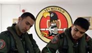 Anadolu Ajansı, 'Savaşan Şahinler Üssü'nü Görüntüledi