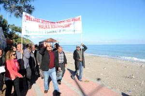Beldibi'nde Halkın Plaj İsyanı