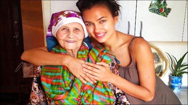 İrina Shayk'ın Büyükannesi Komada