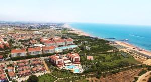 Trendy Aspendos Beach'e Thomas Cook Prımo Ödülü