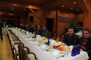 Amatör Spor Kulüpleri Bayraktepe'de Toplandı