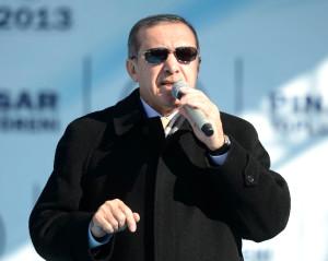 Başbakan Erdoğan Pınarhisar'da