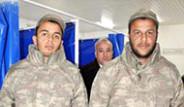 Libyalı Askerler Türkiye'de Eğitime Başladı