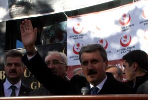 Turgut Altınok, BBP'den Keçiören Belediye Başkan Adayı Oldu