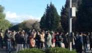 Ege Üniversitesi Kampüsü Karıştı