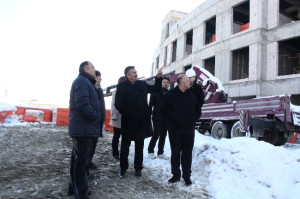 Düzce Atatürk Devlet Hastanesi 2015'e Kaldı
