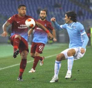 Lazio: 0 - Trabzonspor: 0