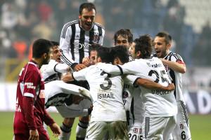 Beşiktaş-Elazığspor Maçından Kareler