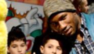 Galatasaray'dan Çocuklara Yılbaşı Partisi