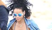 Rihanna 40'lı Yıllara Geri Döndü