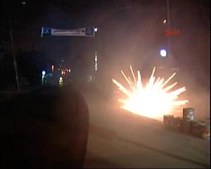 Gazi Mahallesi'nde Polis Müdahalesi (1)