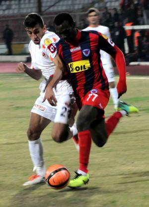Mersin Idmanyurdu: 3 - Adanaspor: 0