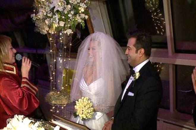 Seda Üren Evlendi