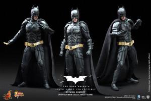 Yeni Batman Aksiyon Figürleri Çok Gerçekçi Görünüyor